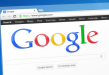 aniversário Google